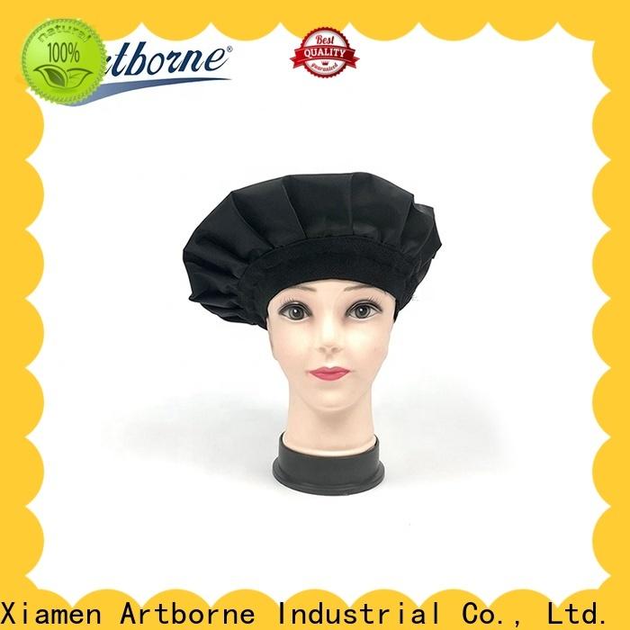 custom washable shower cap heat company for lady