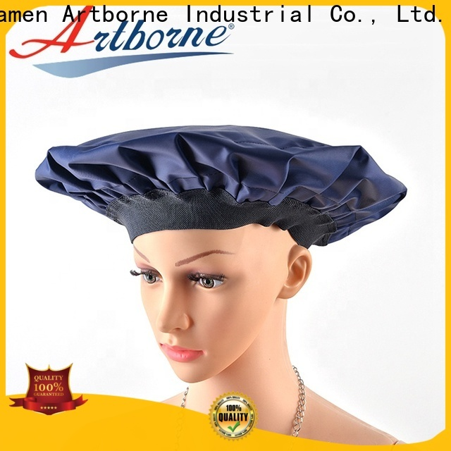 Artborne care hair cap for shower manufacturers for women