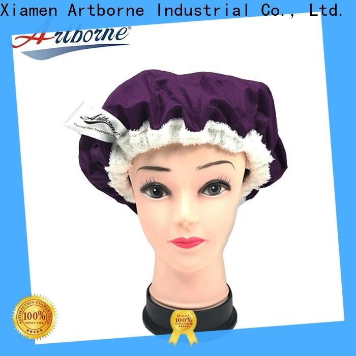 Artborne custom bonnet hair cap manufacturers for lady