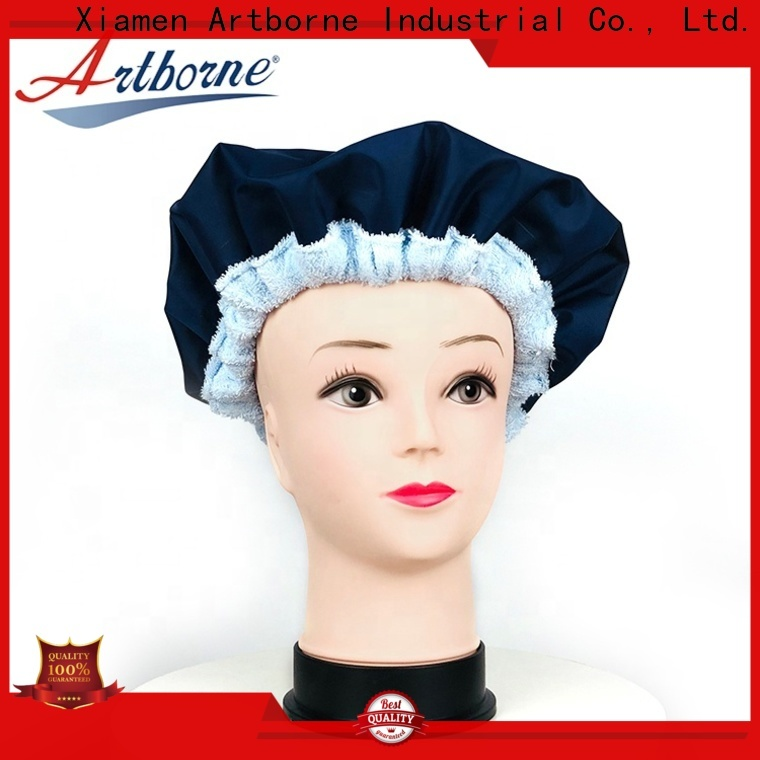 Artborne salon deep conditioning bonnet company for lady