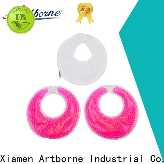 Artborne New gel breast pad company for breast