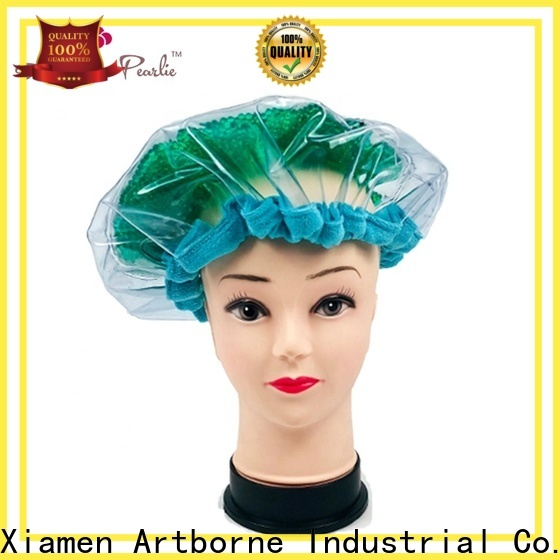 Artborne gel microwave hair conditioning cap suppliers for hair