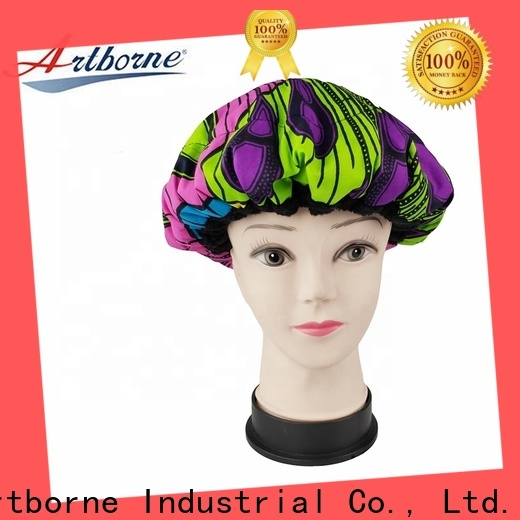 Artborne best heat cap for deep conditioning factory for shower