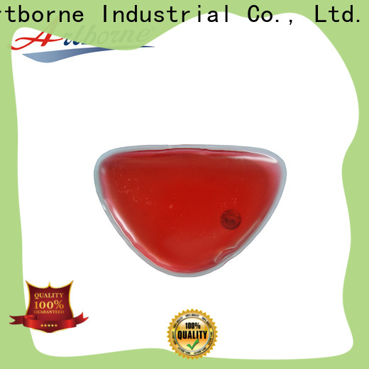 Artborne latest gel beads hot cold pack factory for neck