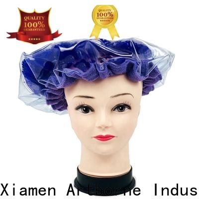 Artborne latest microwavable hair bonnet company for hair