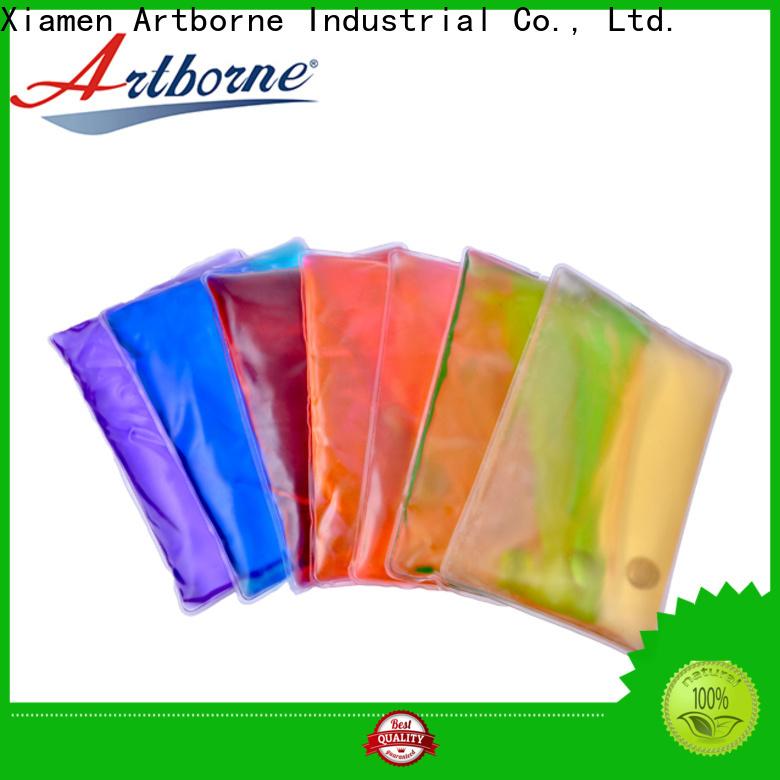 Artborne round click instant heat hand warmer suppliers for body
