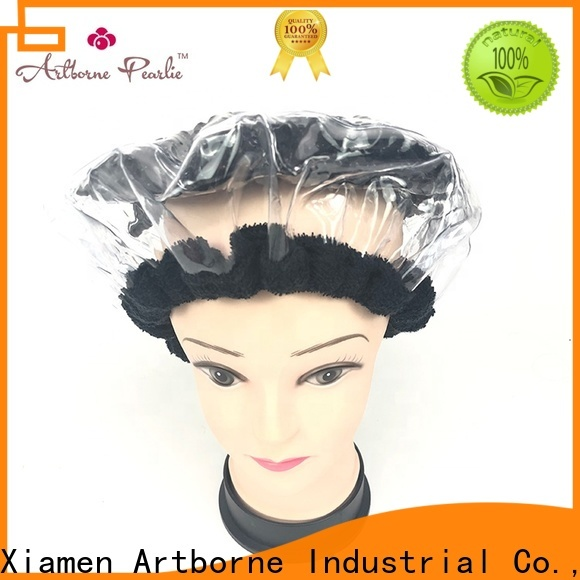 Artborne gel microwavable hair cap supply for lady