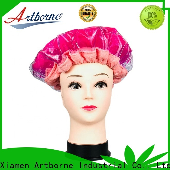 Artborne conditioning hot conditioning heat cap suppliers for women