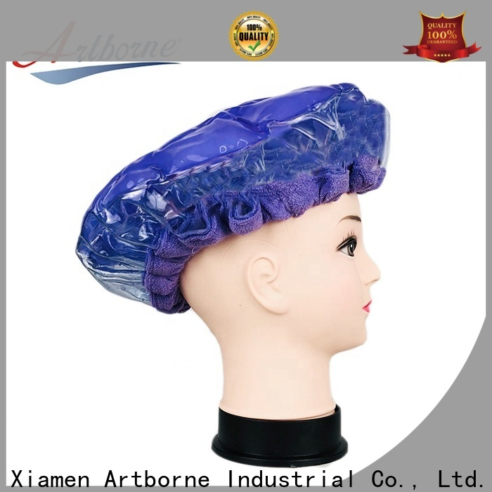 Artborne best heated hair cap manufacturers for lady