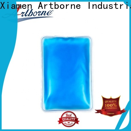 Artborne custom ice pack therapy for business for pain