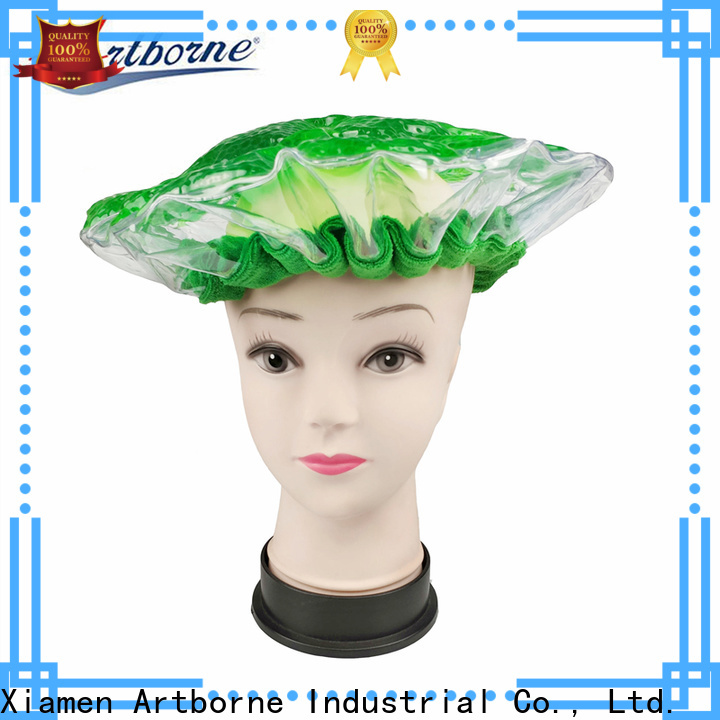 top hot head microwavable deep conditioning heat cap deep supply for women