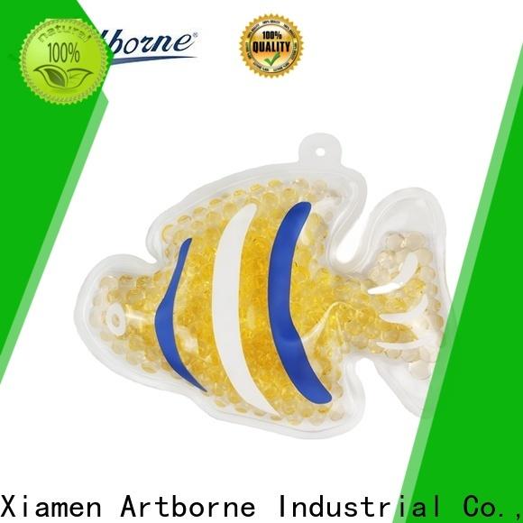 Artborne skin reusable gel ice pack supply for swelling