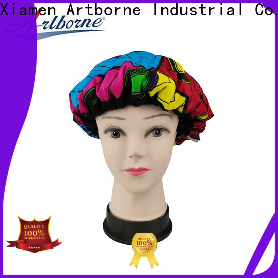 Artborne linseed heat cap for deep conditioning for business for women