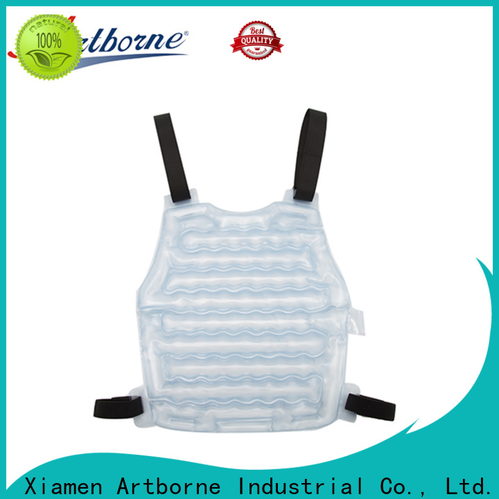 Artborne wholesale reusable ice packs company for pain