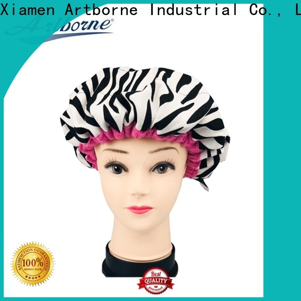 Artborne salon deep conditioning cap suppliers for home