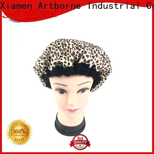 Artborne hat satin cap for curly hair suppliers for hair
