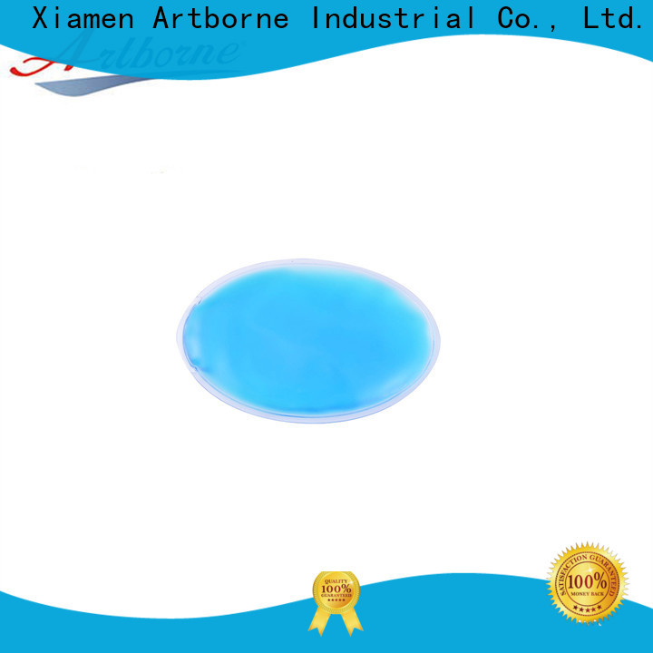 Artborne wholesale reusable ice packs factory for pain