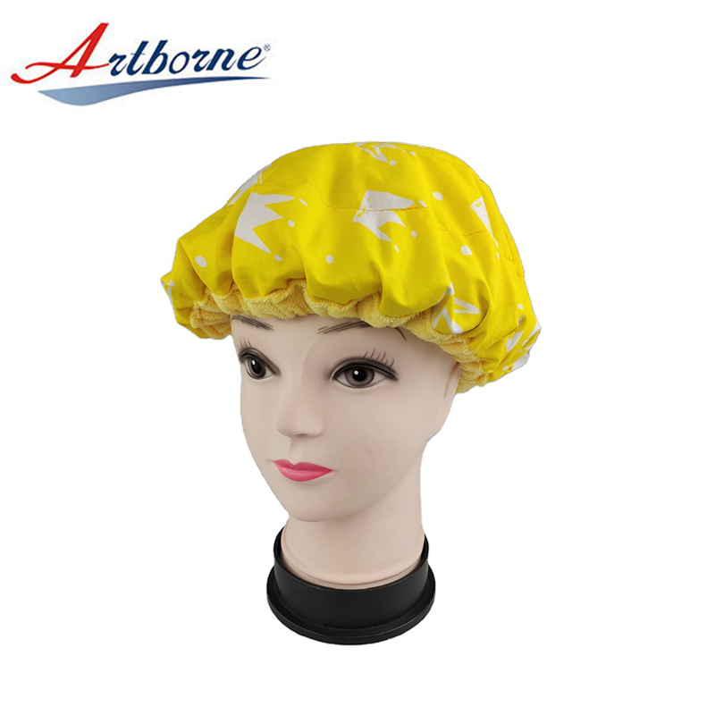 best deep conditioning heat cap cap for business for shower