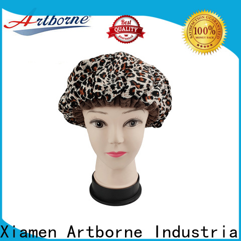 latest cordless conditioning heat cap women for business for home