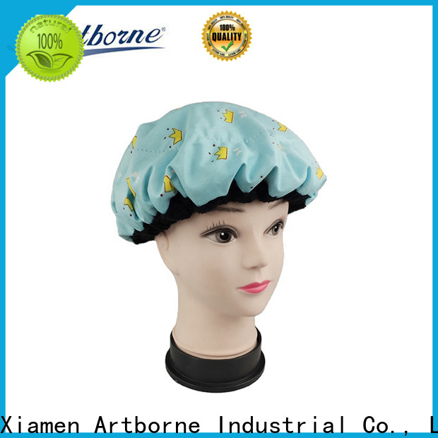 Artborne latest shower cap for women suppliers for home