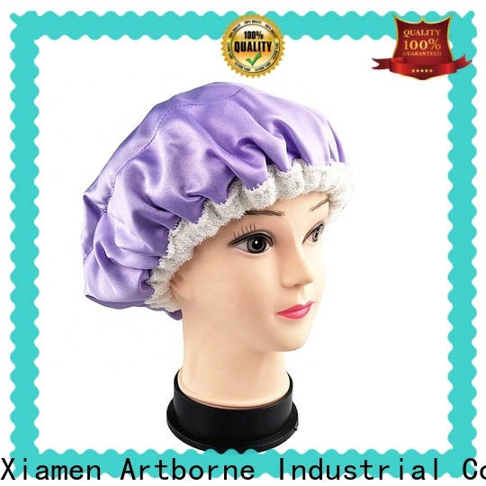 Artborne thermal thermal deep conditioning cap factory for lady