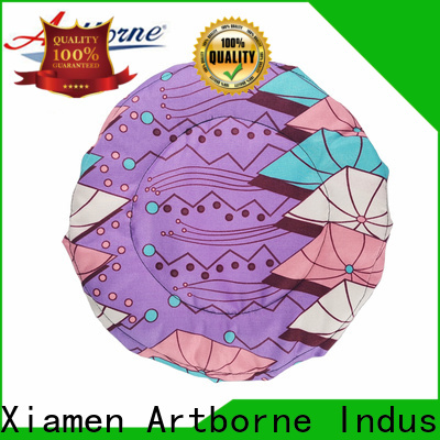 Artborne heating satin lined bonnet for business for home