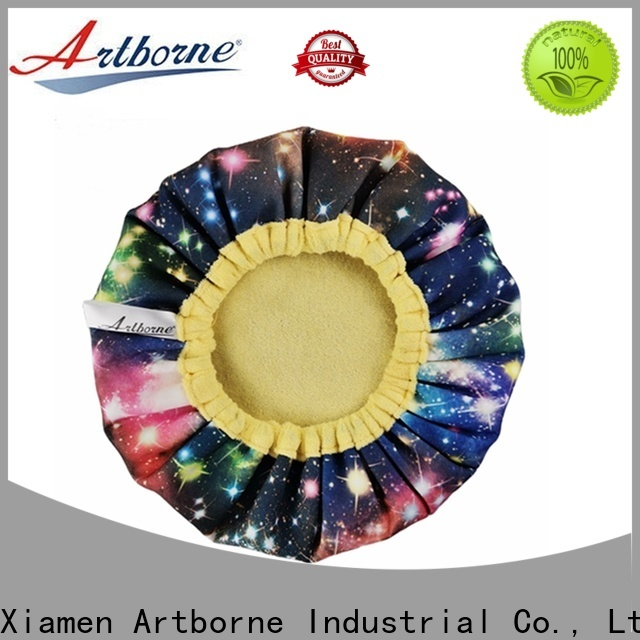 Artborne New satin cap for curly hair supply for women