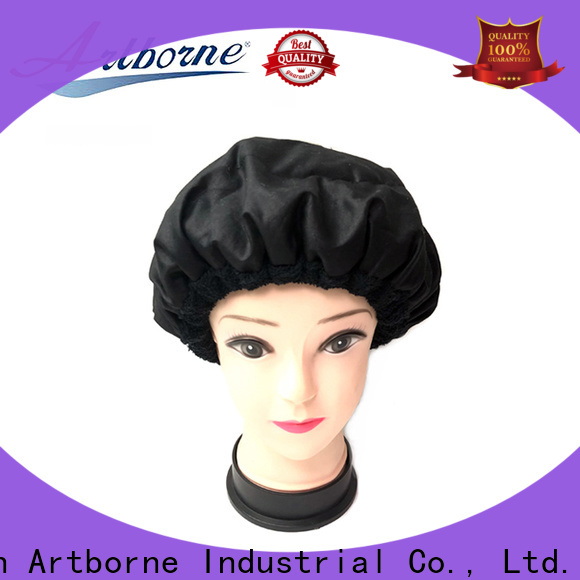 Artborne deep deep conditioning cap factory for hair