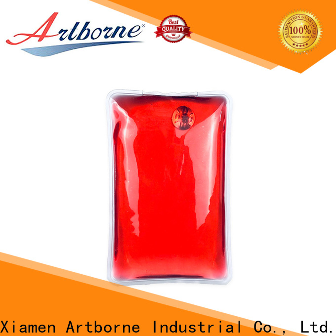 Artborne headache mini hot cold pack suppliers for neck