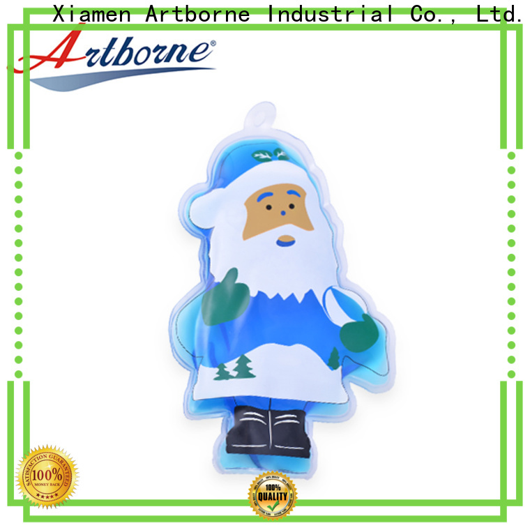 Artborne wholesale instant ice packs supply for face