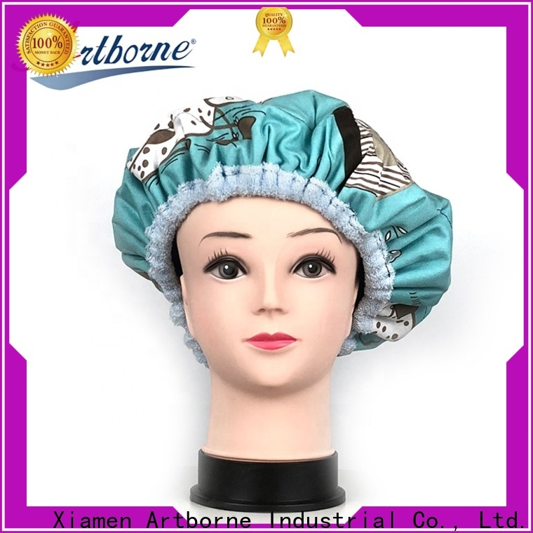 Artborne latest waterproof hair cap for business for home
