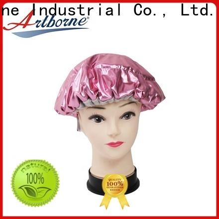 Artborne custom deep conditioning heat cap for business for women