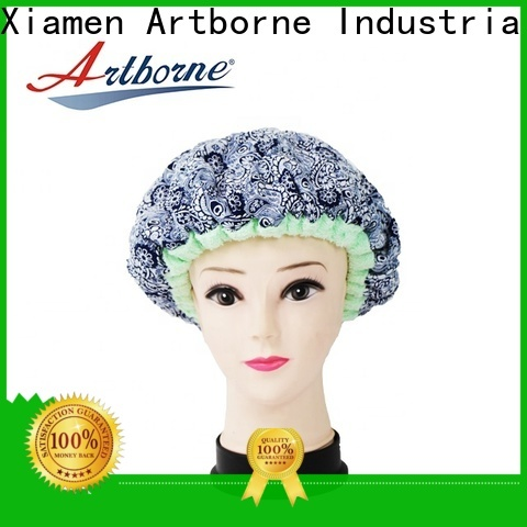Artborne New shower cap for women manufacturers for women