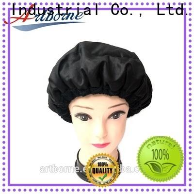 Artborne wholesale shower cap for women suppliers for lady