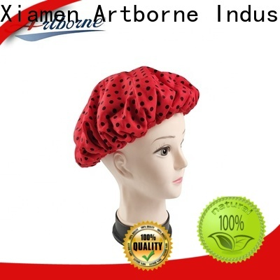 Artborne New hot head thermal conditioning cap factory for hair