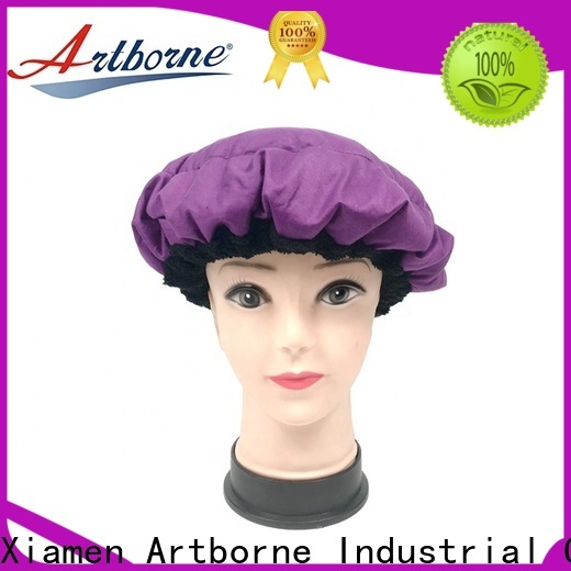 top satin cap for curly hair condition for business for shower