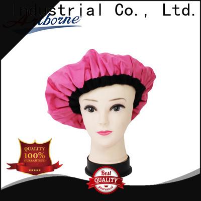 Artborne deep shower bonnet company for home
