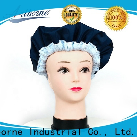 Artborne cap microwaveable hair cap manufacturers for hair