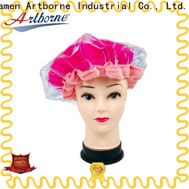 Artborne salon microwave heat cap for hair supply for women