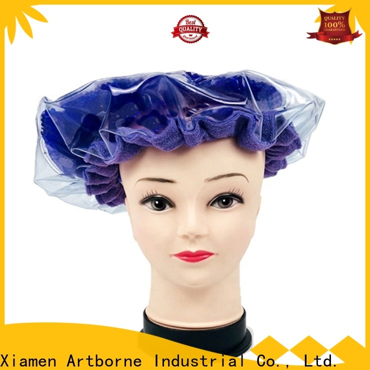Artborne deep microwavable deep conditioning cap company for women