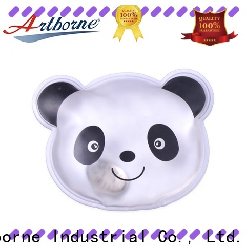 Artborne ice hand warmer with metal disc company for kids