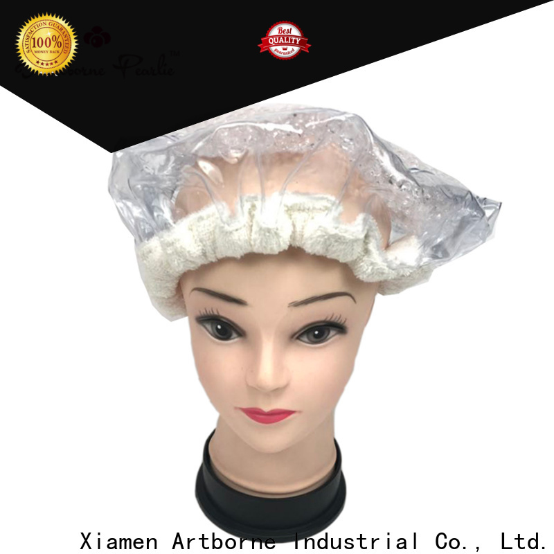 Artborne heated hot head deep conditioning thermal heat cap factory for women