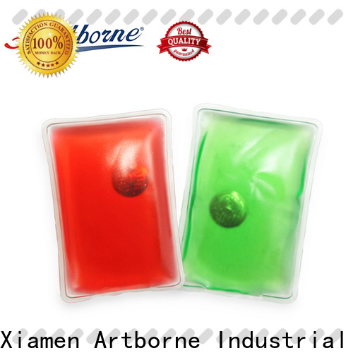 Artborne eye hot cold therapy packs suppliers for kids