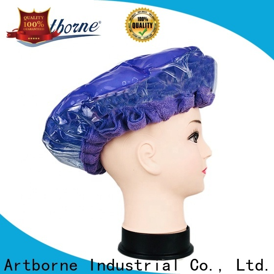 New heated hair cap conditioning manufacturers for lady