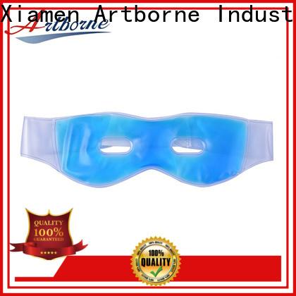 Artborne sock ice pad for back supply for back