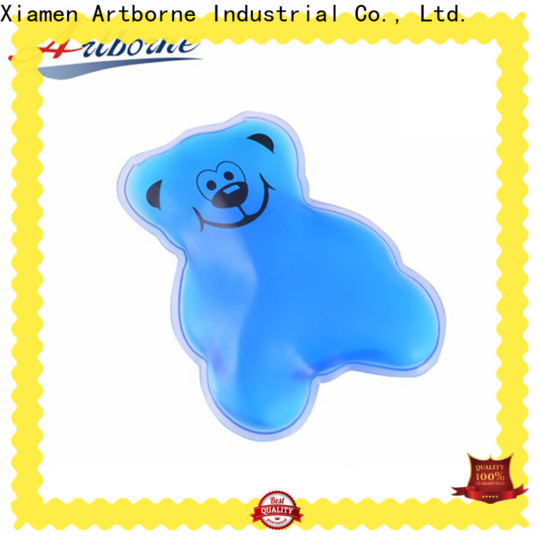 Artborne wholesale promotional ice packs company for knee