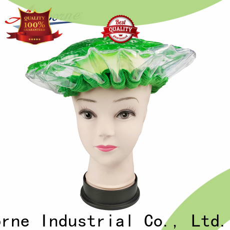 Artborne best microwave shower cap company for lady