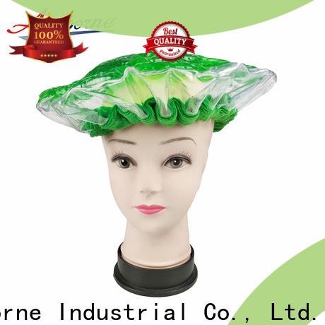 Artborne best microwave shower cap company for lady