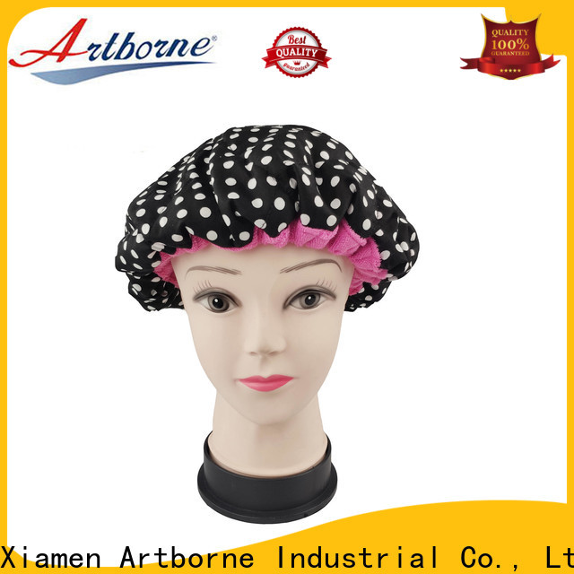 Artborne latest thermal hot head deep conditioning cap suppliers for women
