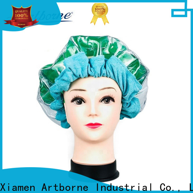 Artborne care professional conditioning heat cap company for hair